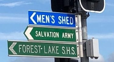 Forest Lake Men's Shed