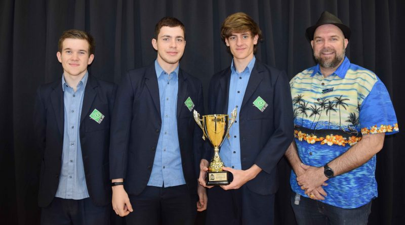 Forest Lake State High School win at Digital Farming at this year's Ekka