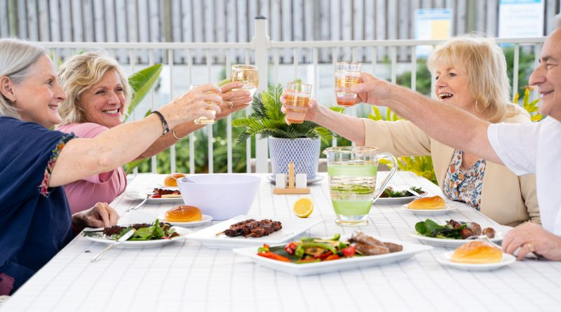 The new lifestyle living trend boosting over 50s financial health