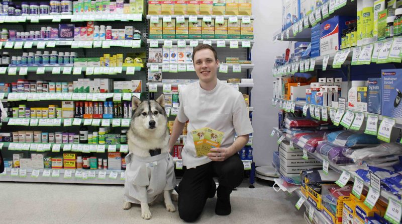 Furry family members catered for at PharmaSave Richlands