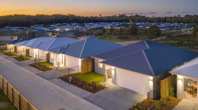 Launch of Brisbane's most affordable housing for retirees